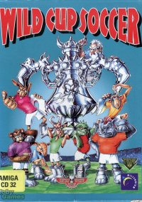 Обложка Wild Cup Soccer
