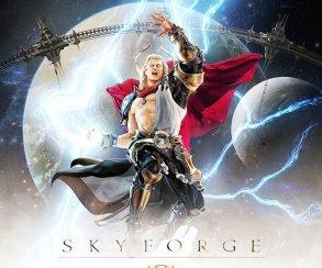Как Skyforge отпраздновала свой первый день рождения