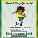 Скриншот World Soccer Quizzle