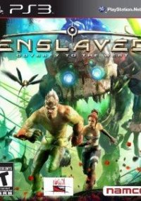 Обложка Enslaved: Odyssey to the West