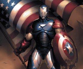 Что если бы Тони Старк проиграл в Гражданской войне?