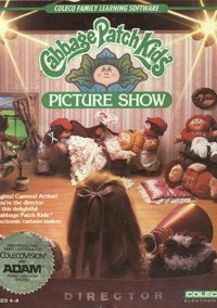 Обложка Cabbage Patch Kids: Picture Show