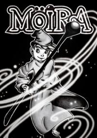 Обложка Möira