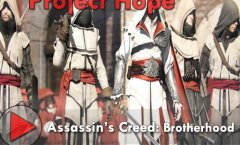 Project Hope. Assassin's Creed: Brotherhood. Review
