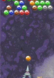 Bubble Shooter Violet