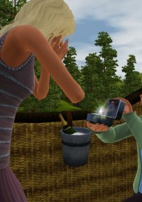 Обложка The Sims 3: Aurora Skies