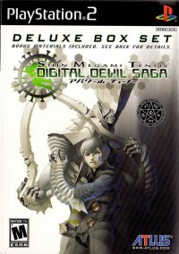 Обложка Shin Megami Tensei: Digital Devil Saga