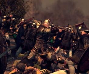 Союзники ополчились друг на друга в трейлере Total War: Attila