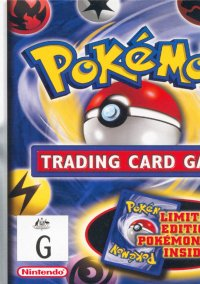 Обложка Pokémon Trading Card Game