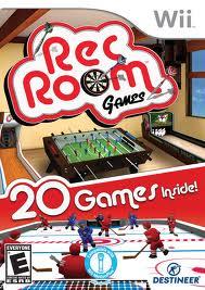 Обложка Rec Room Games