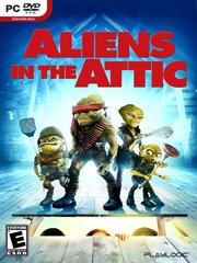 Обложка Aliens in the Attic