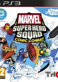 uDraw Marvel Super Hero Squad: Comic Combat – фото обложки игры