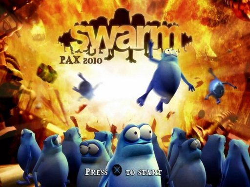 Swarm (2011). Геймплей