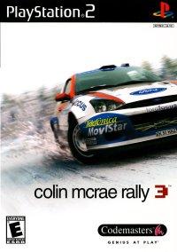 Обложка Colin McRae Rally 3