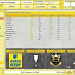 Скриншот Rugby Union Team Manager 2015 – Изображение 12