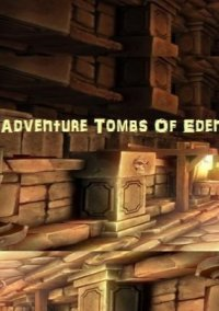 Обложка Adventure Tombs of Eden