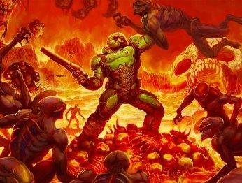 Почему Интернет унижает Polygon из-за Doom