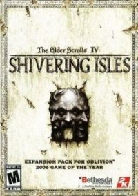 Обложка The Elder Scrolls 4: Shivering Isles