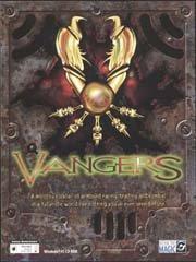 Обложка Вангеры