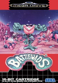 Обложка Battletoads