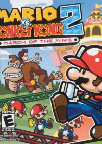 Обложка Mario vs. Donkey Kong 2: March of the Minis