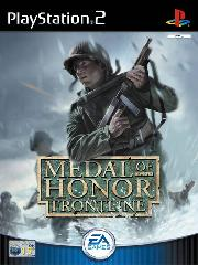 Обложка Medal of Honor: Frontline