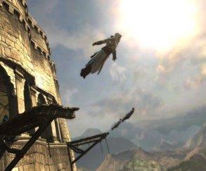 Гифка дня: реалистичный прыжок веры