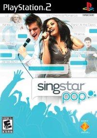 Обложка Singstar Pop