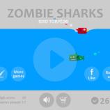 Скриншот Shark Zombies vs Bird Torpedo