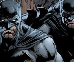 Бэтмен-отец попросил Бэтмена-сына перестать быть супергероем