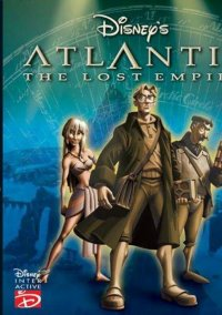 Обложка Atlantis: The Lost Empire