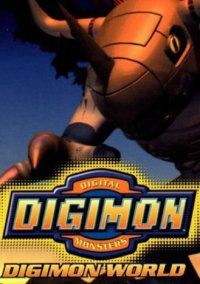 Обложка Digimon World