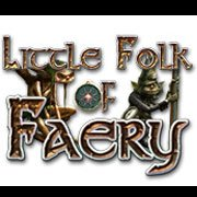 Обложка Little Folk of Faery