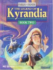 Обложка The Legend of Kyrandia, Book Two: The Hand of Fate