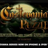 Скриншот Castlevania Puzzle: Encore of the Night