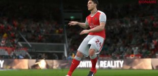 Pro Evolution Soccer 2017. Трейлер к Gamescom 2016