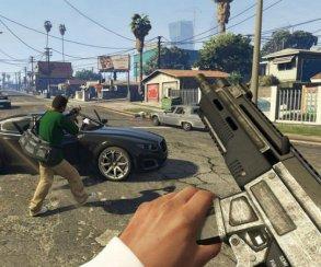 В GTA 5 появится режим игры от первого лица