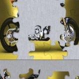 Скриншот Biker Jigsaw