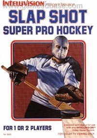 Обложка Slap Shot: Super Pro Hockey