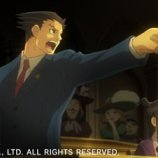 Скриншот Professor Layton vs. Ace Attorney