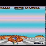 Скриншот Space Harrier – Изображение 1