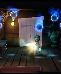 Обложка Luigi's Mansion: Dark Moon
