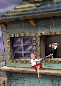 Обложка Fred & Jeff: A Movie Adventure