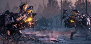 Horizon: Zero Dawn. DLC-трейлер с E3 2017
