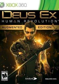 Обложка Deus Ex: Human Revolution - Augmented Edition