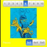 Скриншот Fistfull Slider Puzzle