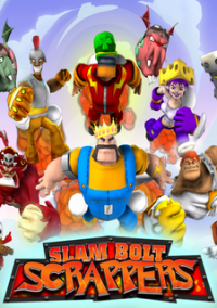 Обложка Slam Bolt Scrappers