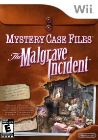 Обложка Mystery Case Files: The Malgrave Incident