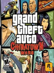 Обложка Grand Theft Auto: Chinatown Wars