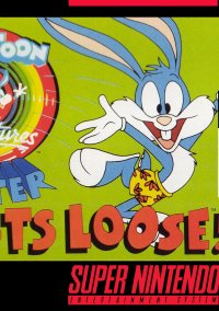 Обложка Tiny Toon Adventures: Buster Busts Loose!